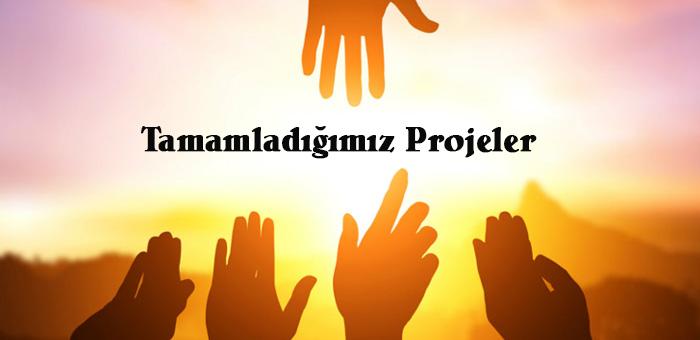 Tamamladığımız Projeler